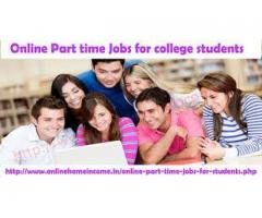 If you need home based part time job from home then contact me