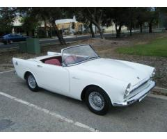 SUNBEAM VINTAGE AND CLASSIC CARS,BUY-SELL,KERSI SHROFF AUTO CONSULTANT AND DEALER
