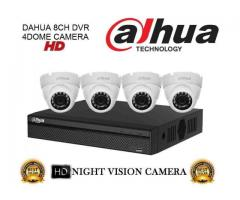 Dahua Camera + DVR Combo Offer