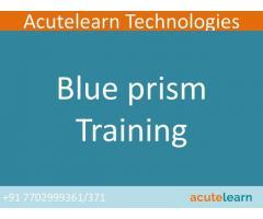 Best Blue Prism Training Institute in Hyderabad