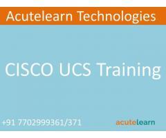 Best CISCO UCS Training Institute in Hyderabad