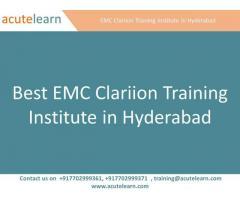 Best EMC Clariion Training Institute in Hyderabad