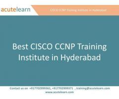 CISCO CCNP Training Institute in Hyderabad