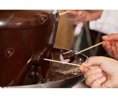 Chocolate Fountain Rental & Hire | chandigarh