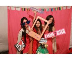Selfie Station - Photobooth for your rocking event | Mumbai