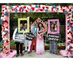 Say Cheese - in a photobooth | Amy Event | Delhi, Mumbai