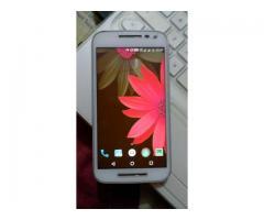 Moto 3rd gen 16gb smartphone, 14 months old