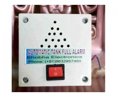 Automatic Tank Full Alarm