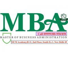 Distance Online MBA Degree Providing MCM Academy
