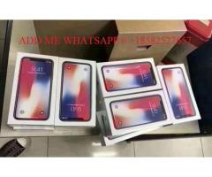 For sale Apple iPhone X ,iPhone 8 and 8 Plus samsung s8/note8