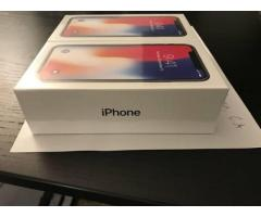 iPhone 8 and iPhone X (Unlocked) in stock now!