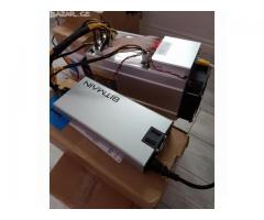 Bitmain Antminer D3 w/ PSU APW3++ [September Batch]
