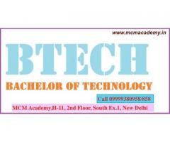 B.Tech in One Single Sitting Year MCM Academy.