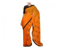 Select the best designer sarees online. Shop today at TheHLabel.com!