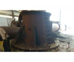 150 feet Glass Furnace Chimney for sale - Second Hand