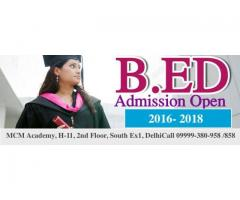 B.Ed Course Admission 2017 Apply Now MCM Academy