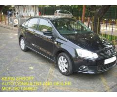 VW VENTO CARS,BUY-SELL,KERSI SHROFF AUTO CONSULTANT AND DEALER