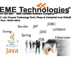 Core Java Industrial Training In Chandigarh