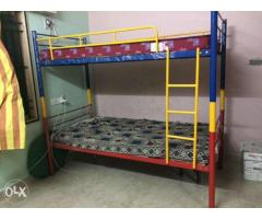 Bunk cot ( mattress is not included )