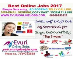 Unlimited Income Typing From Home
