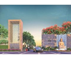 Puri Amanvilas - Independent Floors on 265 SYD Plot