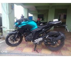 Yamaha FZ25 Two Months Old