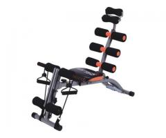 Six Pack Exercise machine for fitness