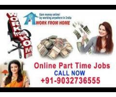 Need Candidates Who Can Spend 4-5 Hrs. On Internet From Home