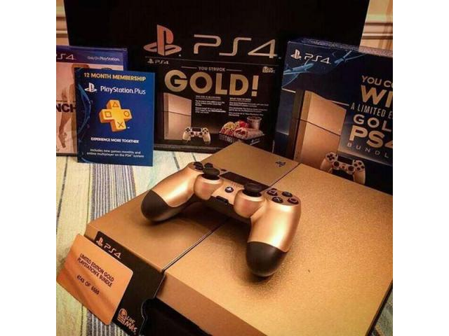 SONY PLAYSTATION 4 PRO ITB GOLD Pune - Buy Sell Used