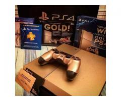 SONY PLAYSTATION 4 PRO ITB GOLD
