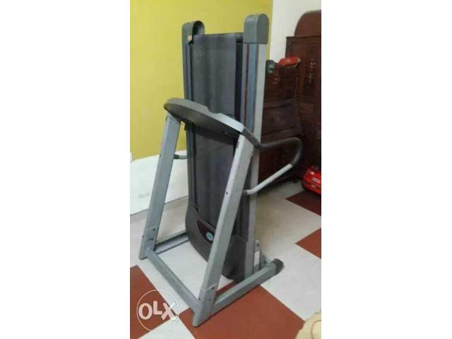 Treadmill power max