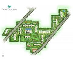 5 BHK with Lounge in Emaar Palm Gardens @ 1.89 Cr. Only  Sector- 83 Gurgaon – Carnival Offer