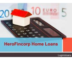 Apply For Hero FinCorp Home Loans Online, Hero FinCorp Home Loans - Logintoloans