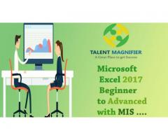 Best MIS Executive Training Course in Delhi NCR