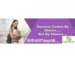 Advance Tally ERP 9 with GST Practical Training Course -Delhi