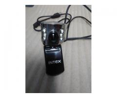 INTEX IT-306 WC PC Webcam Night Vision