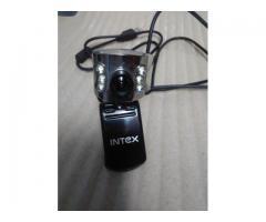 INTEX IT-306 WC PC Webcam Night Vision