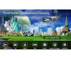 Travel Portal Development Company in India
