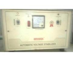 10 KVA - automatic AC Voltage stabilizer, Copper Wiring