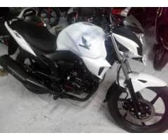 Dec 2014 Model Honda Trigger bike, Single handed Well maintained Bike