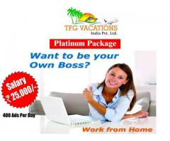 Income Oportunity for All and Everyone  In Tourism Company