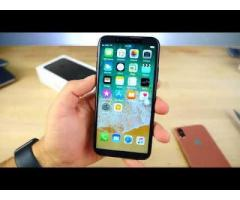 brand new iphone x with free apple watch
