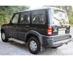 Car Scorpio for sale