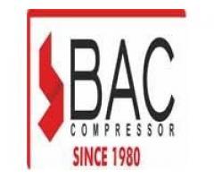 Air compressor manufacturers & suppliers | BAC Compressors