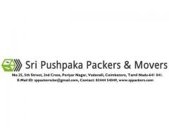 Packers And Movers Coimbatore Sri Pushpaka Packers And Movers