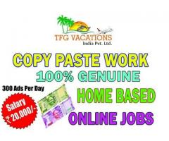 Part Time Jobs For Student/Fresher