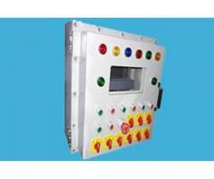 Flameproof Vaccum Control Panel
