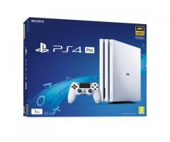 Sony PlayStation 4 Pro PS4 Pro 1TB Console (HDR Dynamic 4K Gaming) New