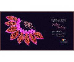 Join Hamstech's Quilling Jewellery Workshop to learn how to make them.