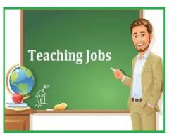 Latest Teacher Jobs Requirement in Delhi NCR